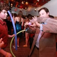 Balloon Twisting at Bar/Bat Mitzvah