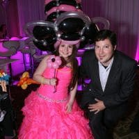 Bat-Mitzvah Balloon Hat