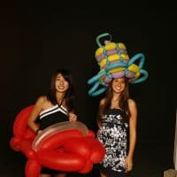 Fun Bat-Mitzvah Balloon Wearables