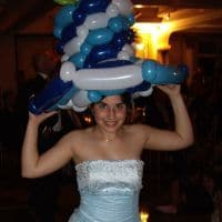 Fun Balloon Hat