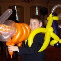 Balloon Ray Gun